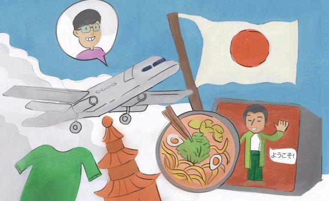 20 cosas sorprendentes que pasan en Japón Parte 1