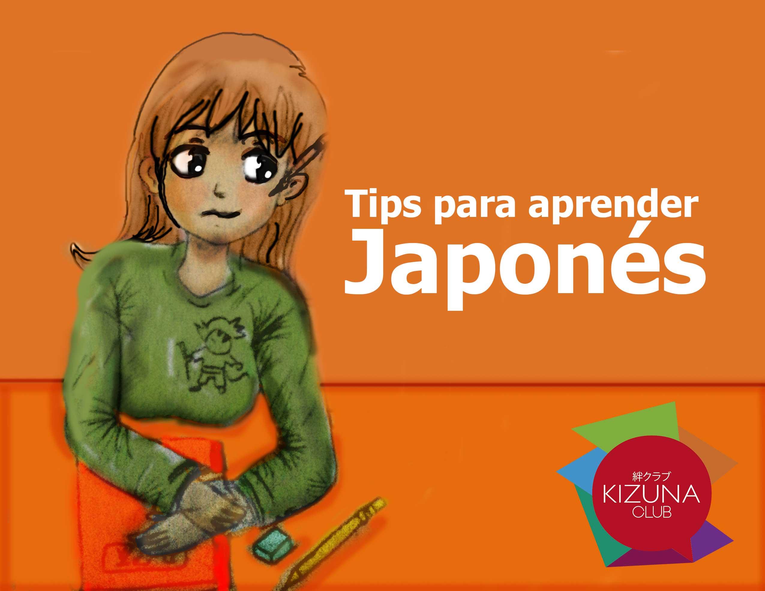 5 Tips para empezar a aprender japonés por tu cuenta