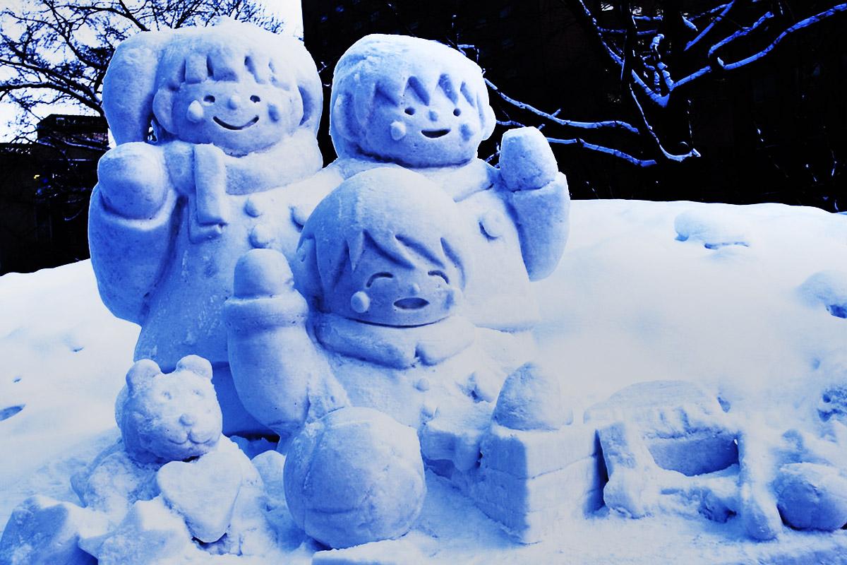 Yuki Matsuri, el Festival de la Nieve de Sapporo
