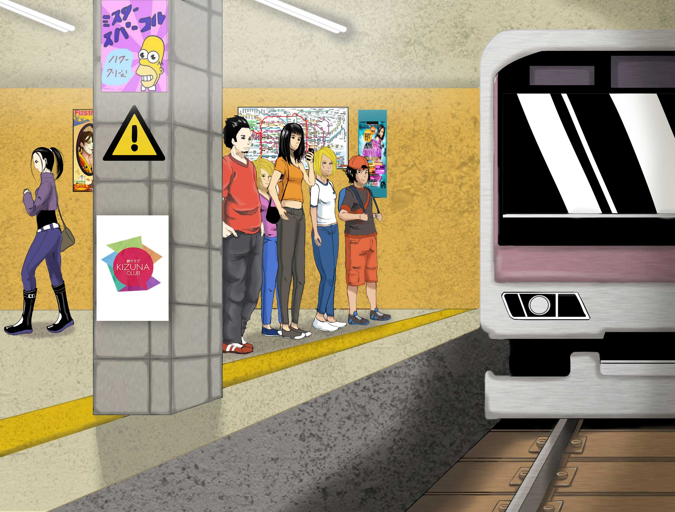 Los sistemas de transporte en Japón: No te quedes en un sólo lugar
