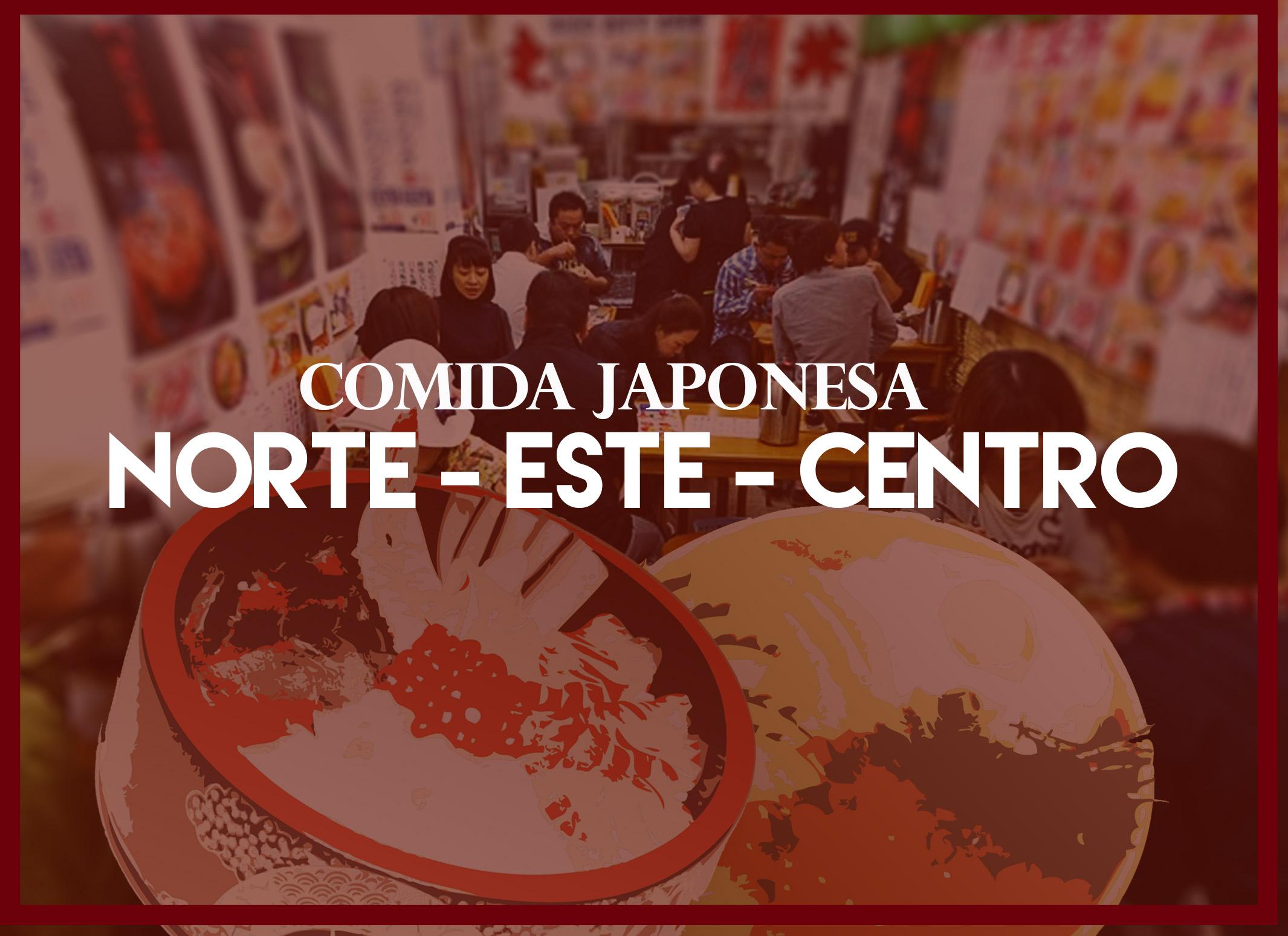 Comidas famosas de cada prefectura en Japón: Norte, Este y Centro