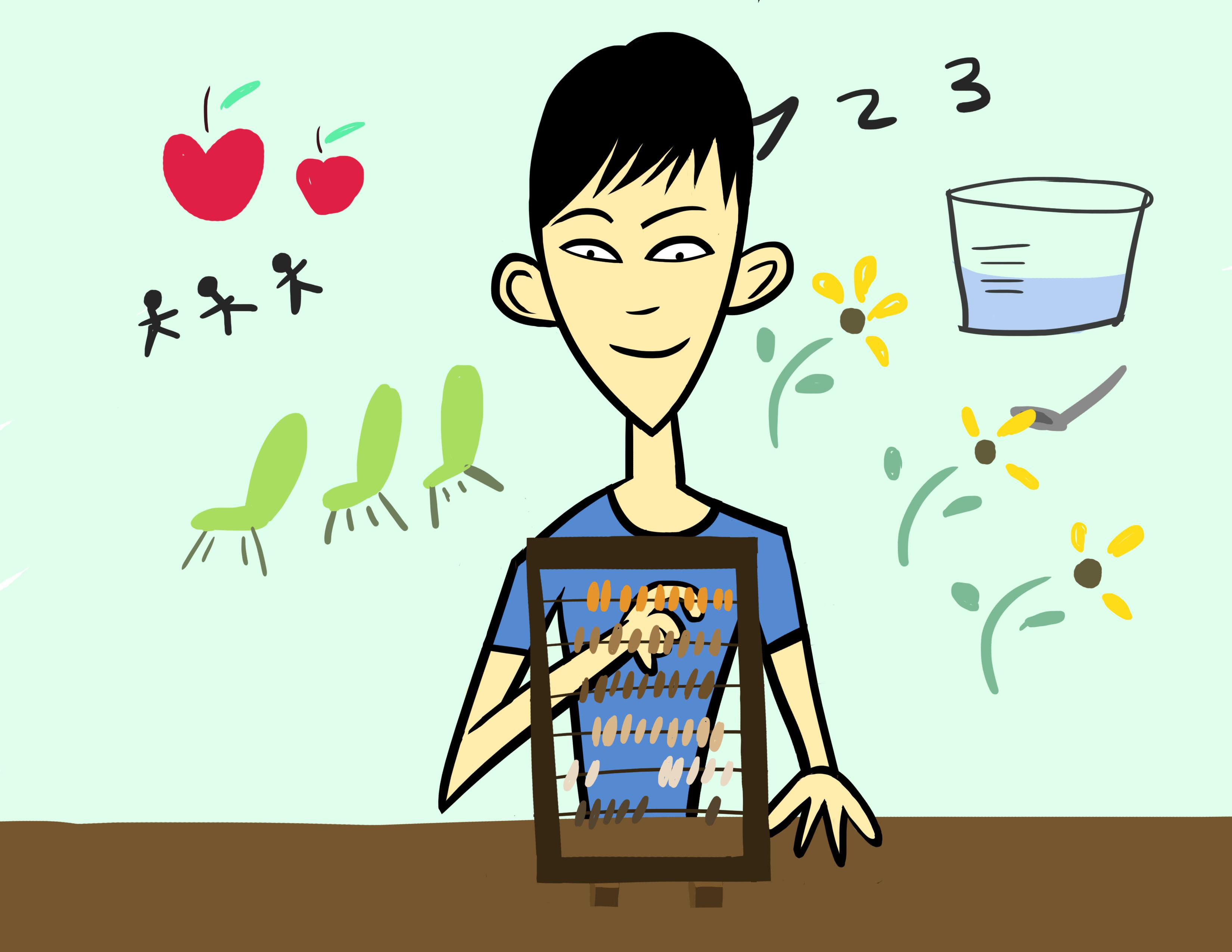 Guía de cómo usar contadores para contar en japonés: Parte 1