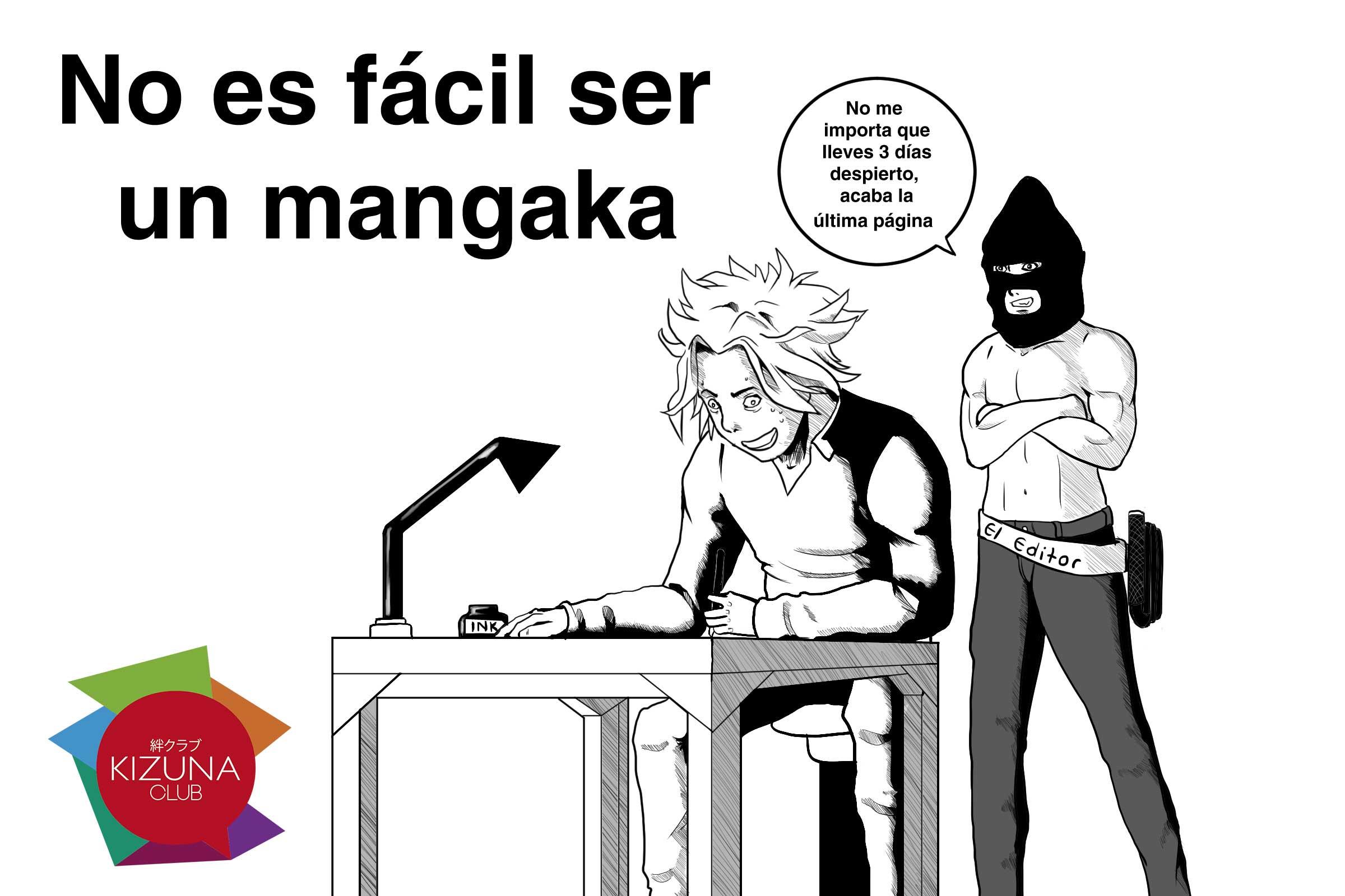 La creación del manga