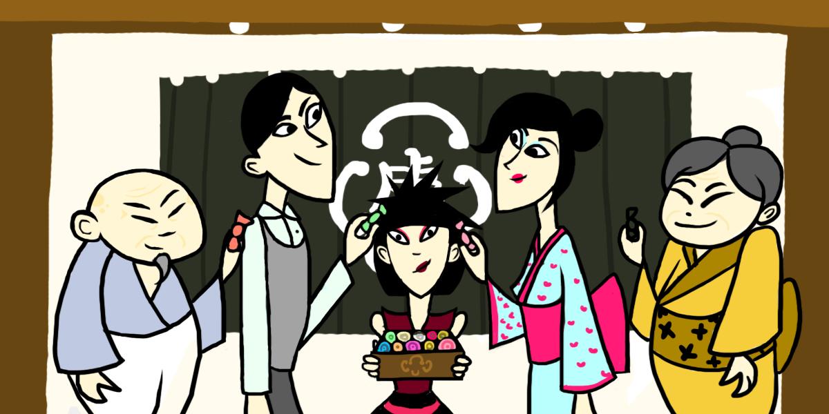 Las 9 empresas de familia japonesas más antiguas del planeta