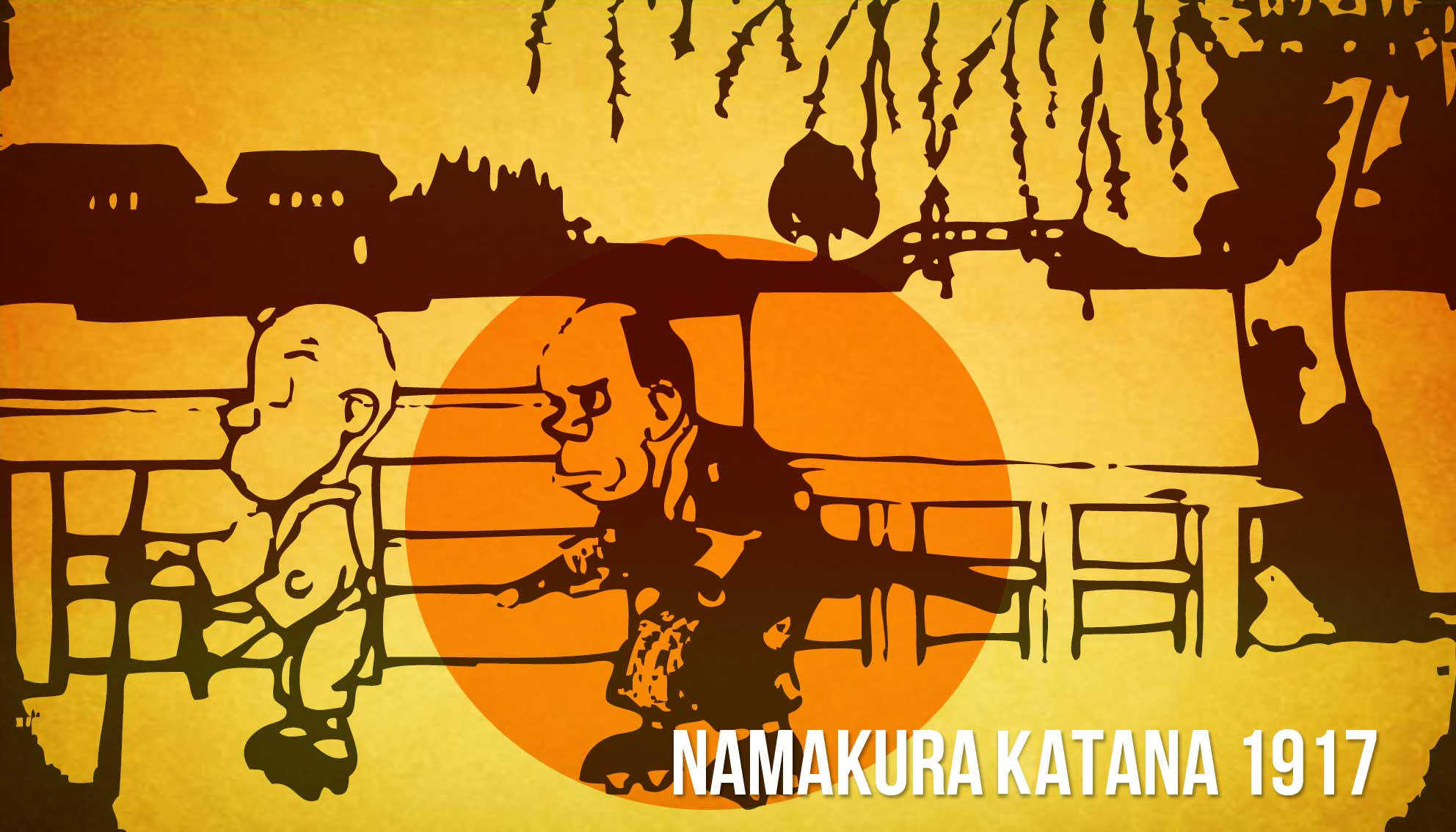 Namakura Katana, la animación japonesa más vieja de la historia
