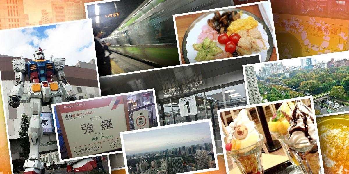 Tips para preparar tu maleta antes de viajar a Japón